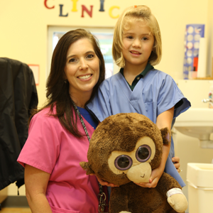 Teddy Bear Checkup