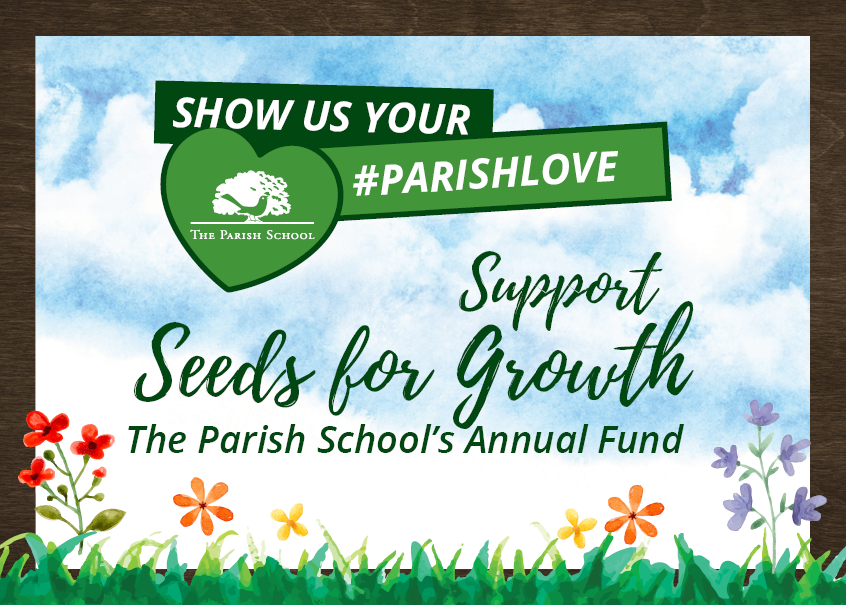 Show us your #ParishLove