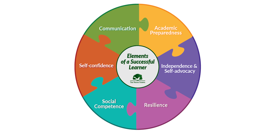 Elements that determine a successful learner