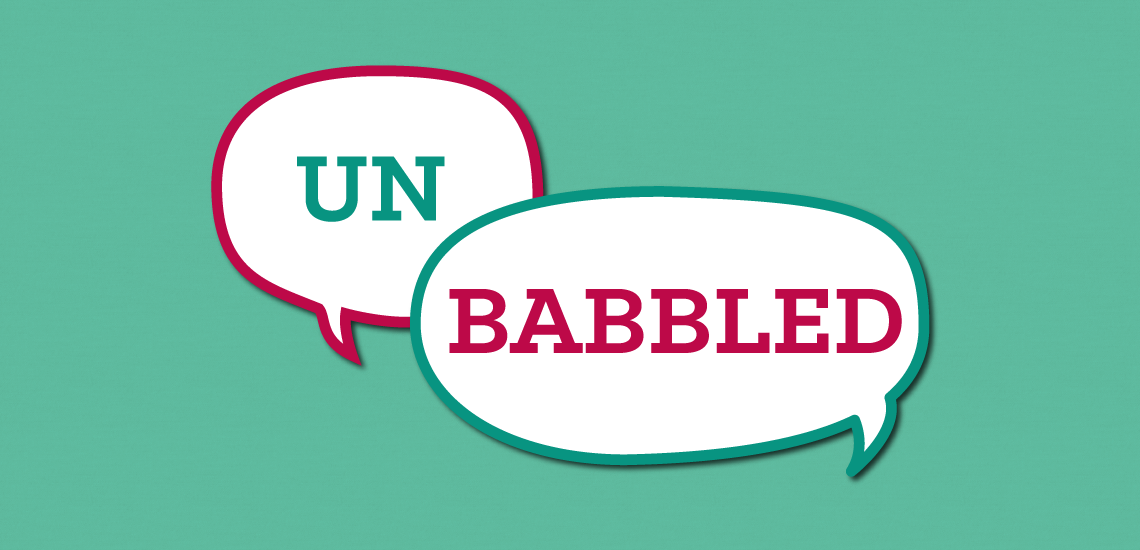 Unbabbled Podcast from The Parish School