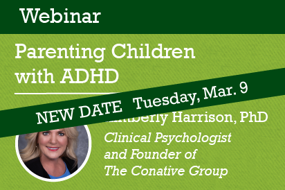Webinar: Parenting Children with ADHD